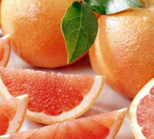 冷冻浓缩红西柚汁